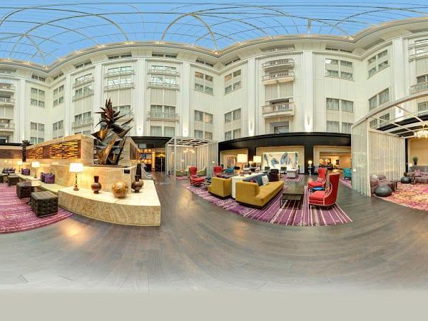 Interactive 360 Panorama